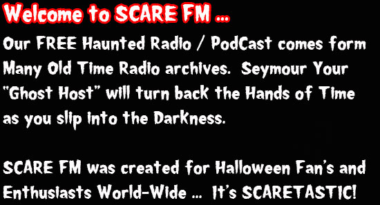 Welcome to SCARE FM ...